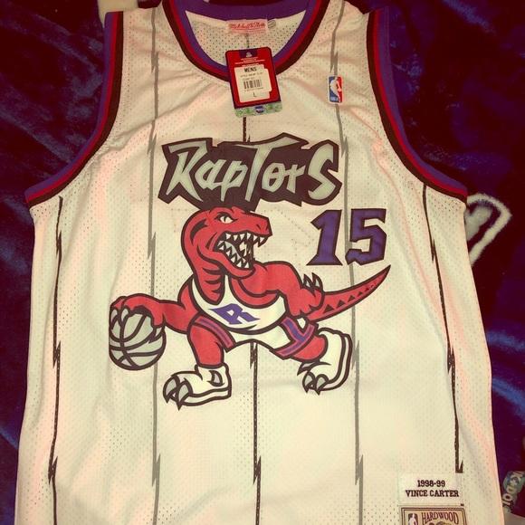 13eee4dcea3 🆕🚹Lg TOR Raptors Vince Carter Jersey
